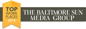 Baltimore Sun Top Workplaces Logo