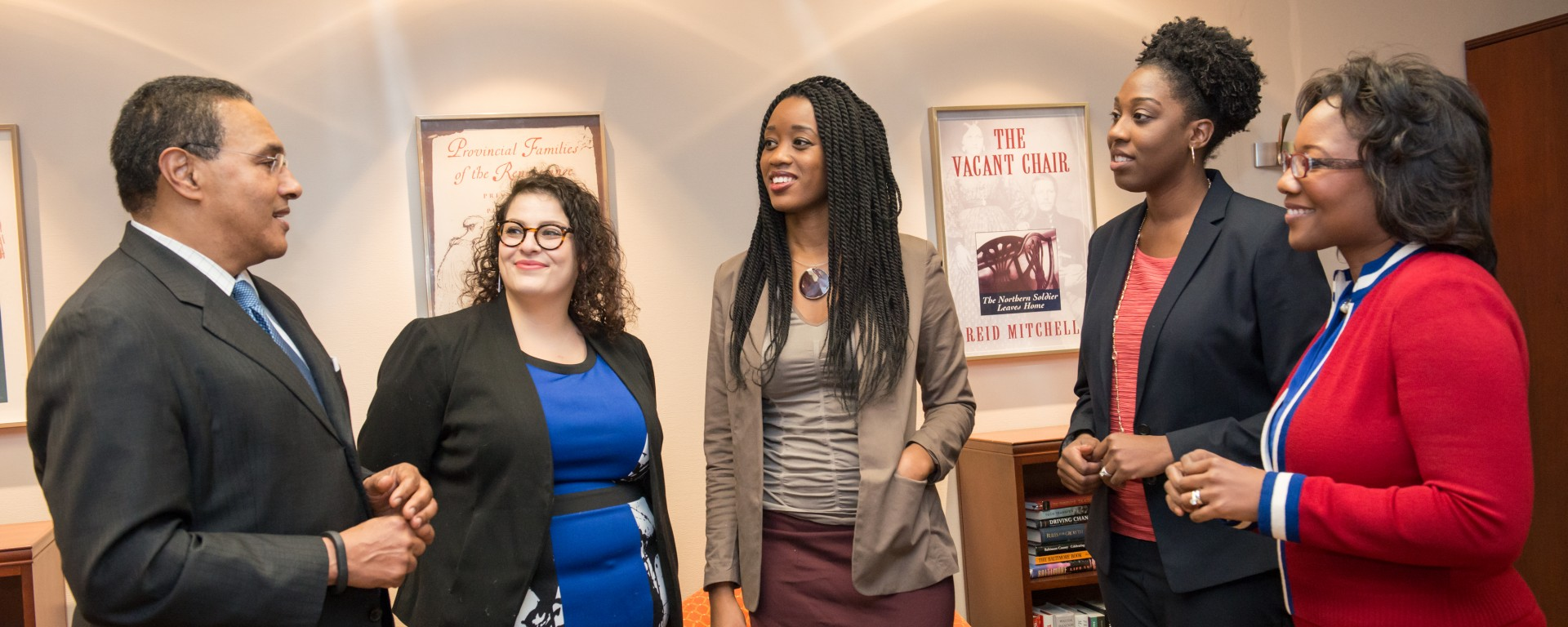 UMBC's Postdoctoral Fellows for Faculty Diversity