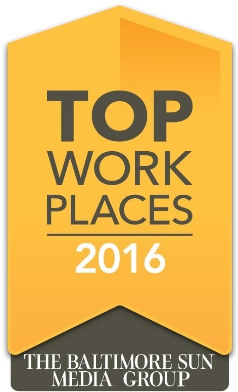 Baltimore Sun Top Workplaces 2016 icon