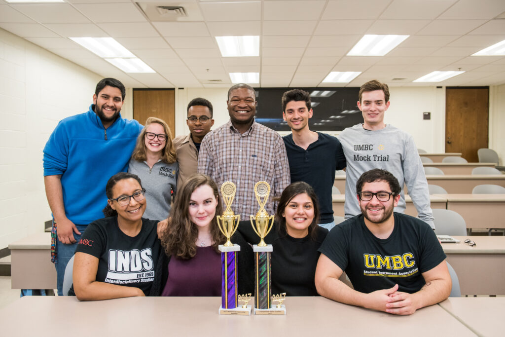 UMBC Mock Trial A Team