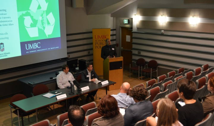 Public Policy Sustainability Forum