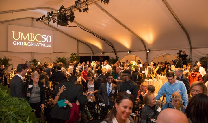 50th anniversary Hundreds Launch Party, Fall 2015